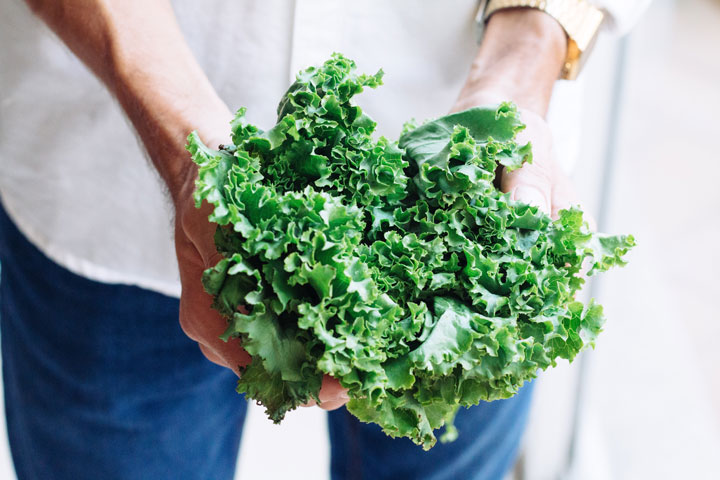 kale for clean eating