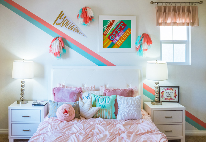 Decorating a Kid's Room